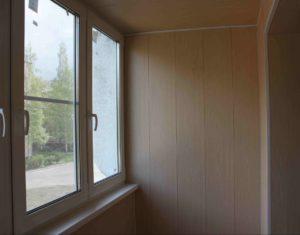 панели для отделки балкоа